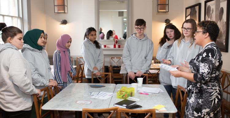 Children's workshop on real life medical dilemmas