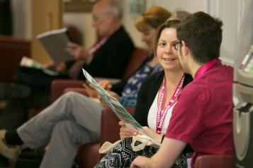 Healthwatch welcomed public at Annual General Meeting