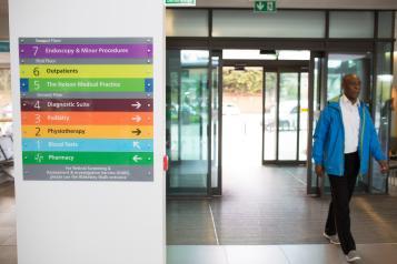 Weston Hospital A&E closures