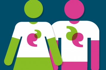 Healthwatch icons people