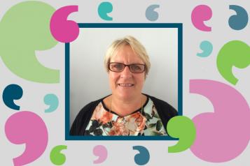 Jane Towler - our volunteer