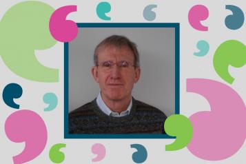 John Rose - our volunteer