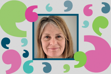 Vicky Marriott - area manager