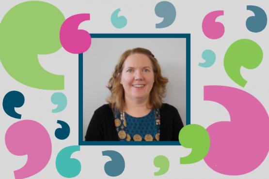 Julia Senior-Smith - Volunteer co-ordinator