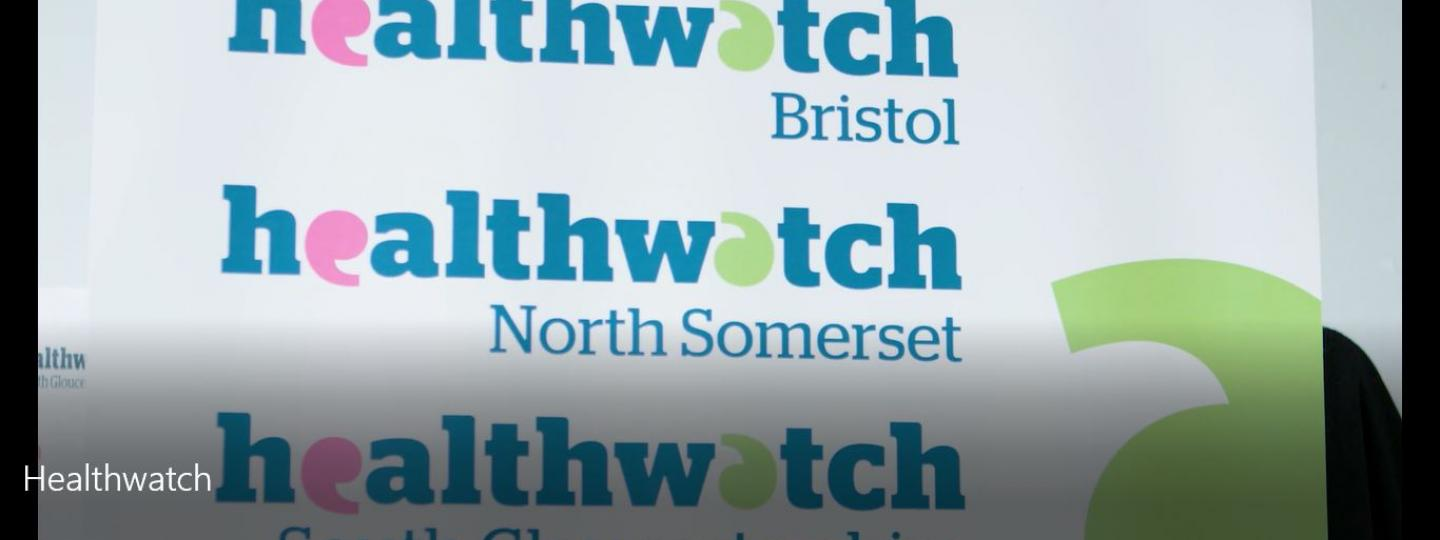 Healthwatch video screen grab